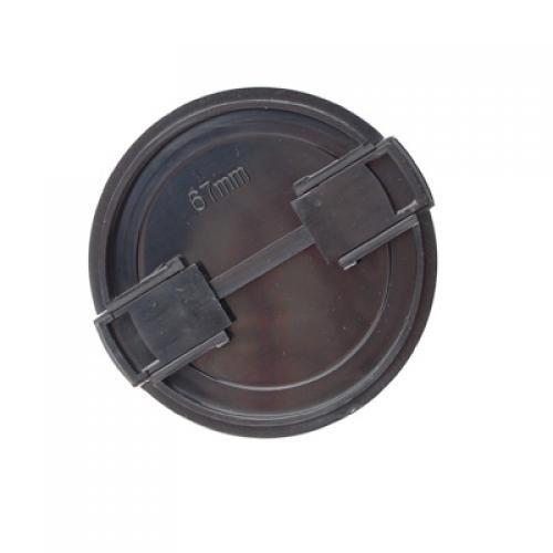 67mm Plastic Snap On Camera Lens Cap