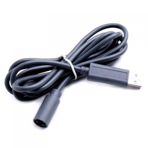 6英尺灰色USB延长为微软的Xbox 360布雷卡韦电缆线