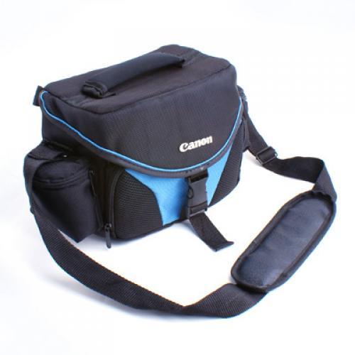 Black Carry Case for Canon 500D 450D 500D 1000D