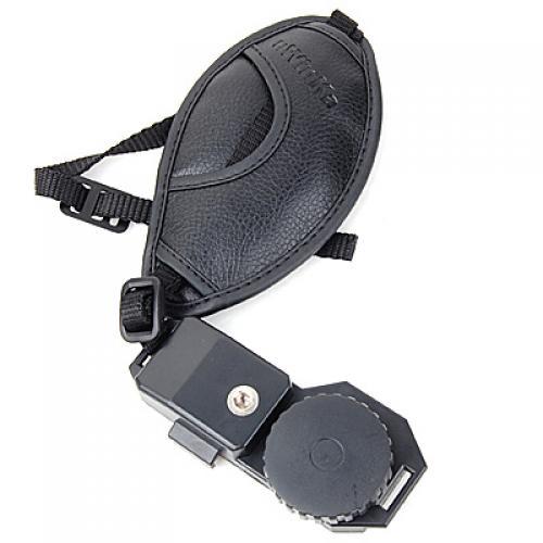 Universal Camera DSLR SLR DC PU Hand Grip Strap