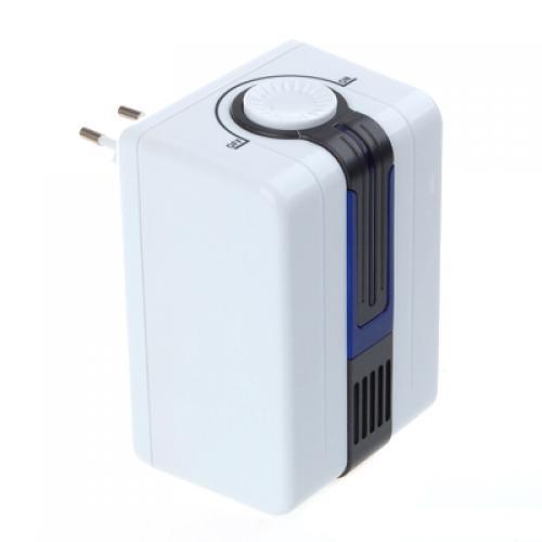 Smokeless Silent Ionic Ionizer Fresh Ozone Air Purifier - EU Plug