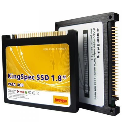 King Spec 1.8 Inch IDE PATA 8 GB SSD MLC 8GB for IBM Aez