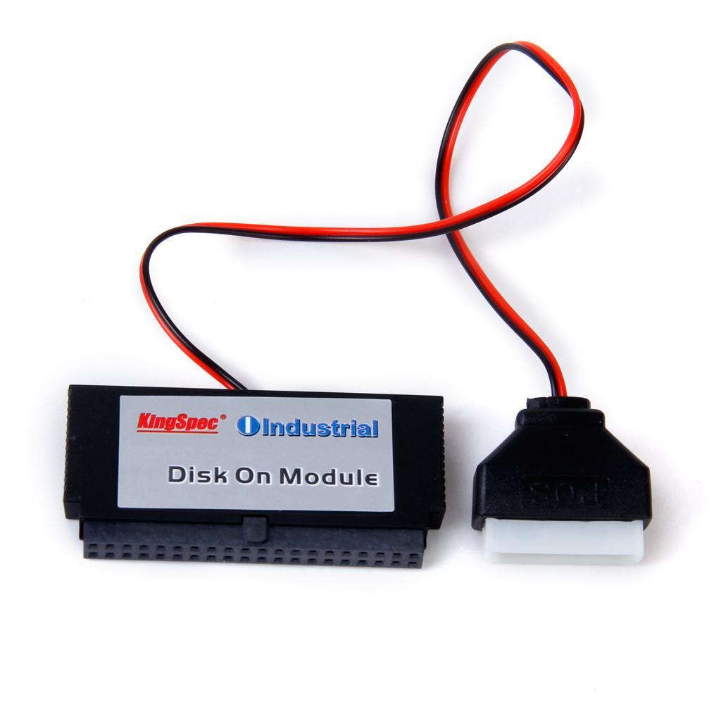 2GB Disk On Module 40 Pin- IDE Industrial MLC Flash DOM SSD
