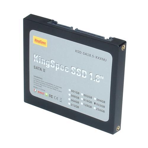 KingSpec 1.8 Inch 32GB SATA II MLC SSD
