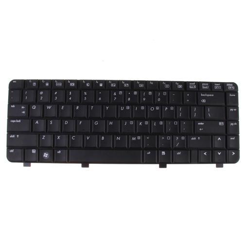 Laptop Keyboard For HP Pavilion DV4 DV4-1000 DV4-1100 DV4-1200 US Black