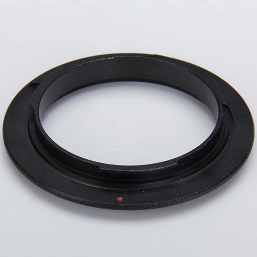 Macro Reversing Ring Adapter for Pentax 49mm Thread Lens