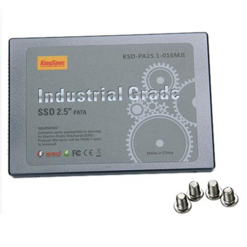 KingSpec KSD-PA25.1-016MJI Industrial Grade2.5 Inch PATA MLC 16GB