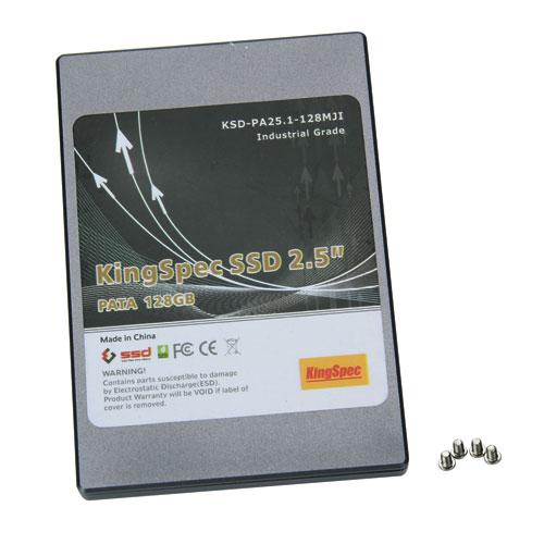 kingSpec KSD-P25.1-128MJI Industrial Grade PATA MLC 128GB SSD
