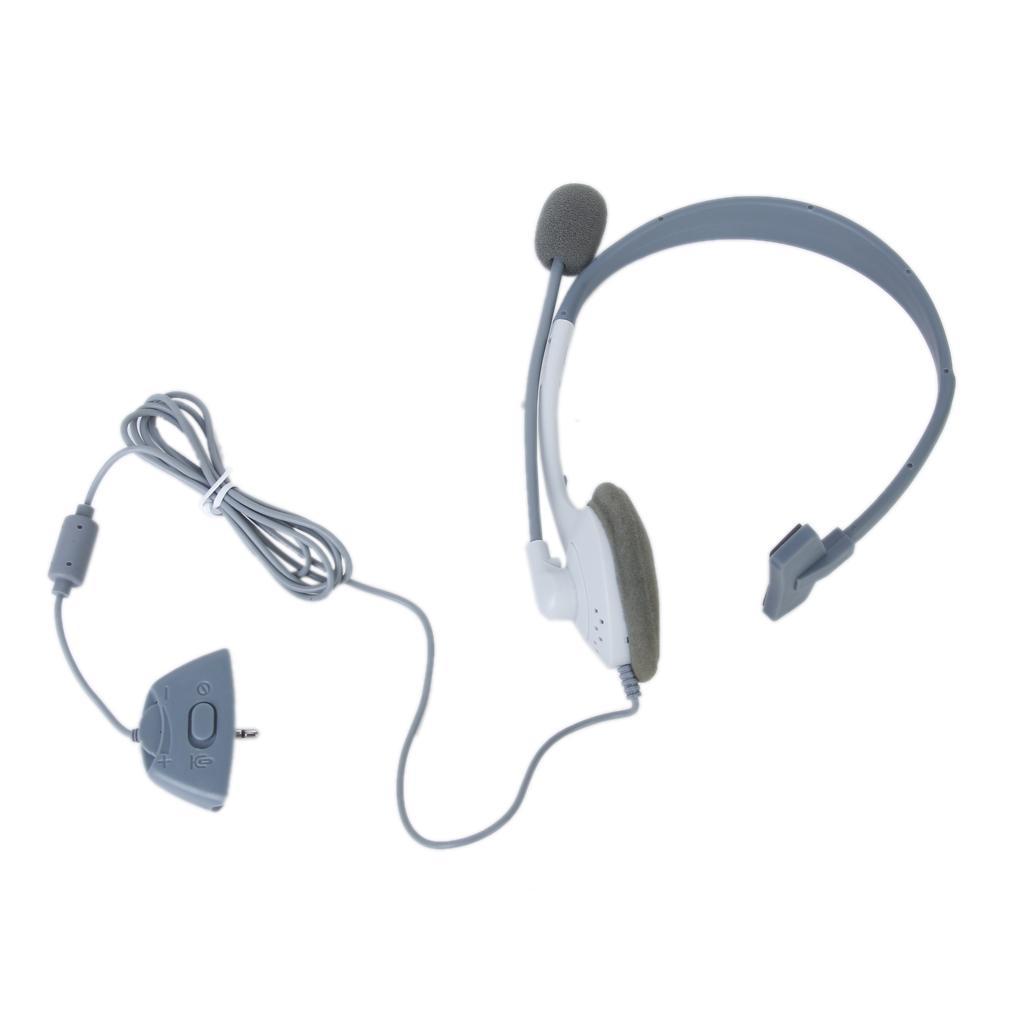 Headset Earphone w/ Microphone for Xbox 360 Game