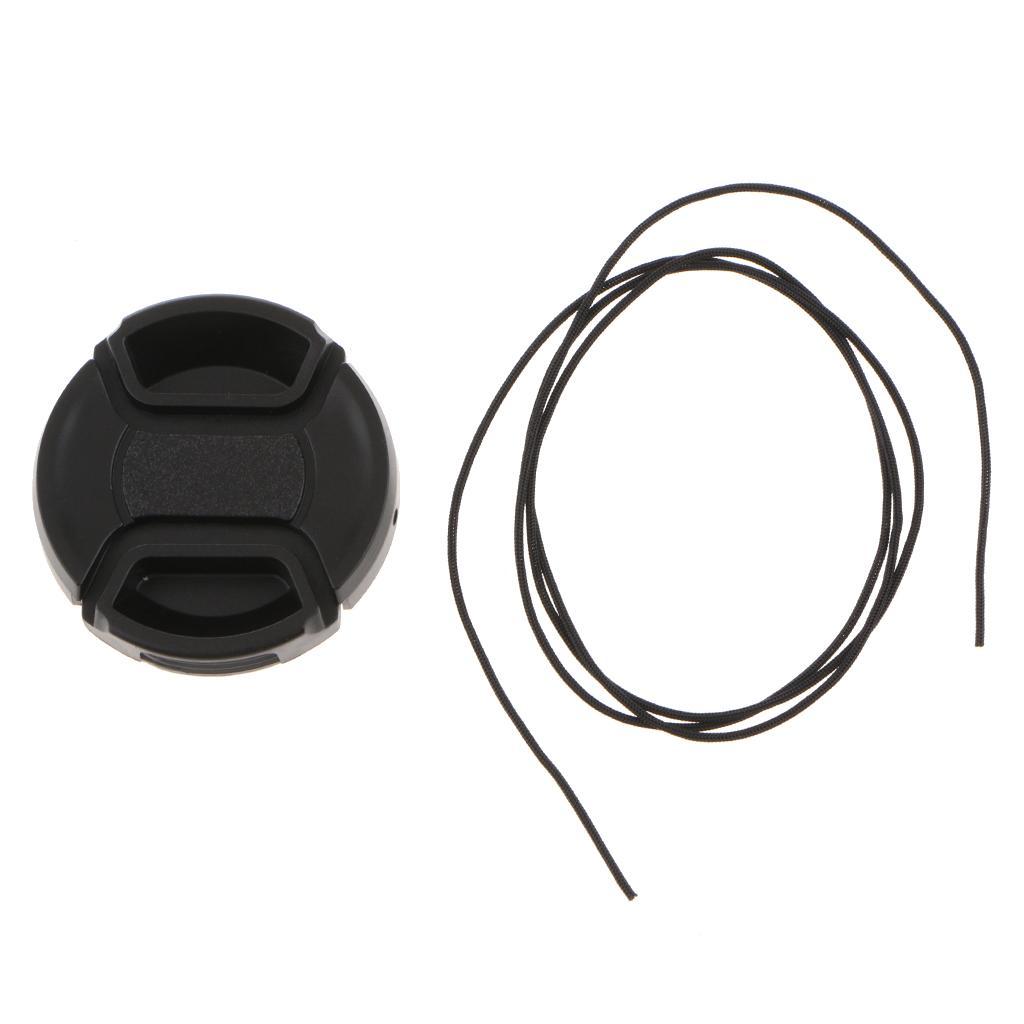 37mm Snap-On Lens Cap for Camera Lens