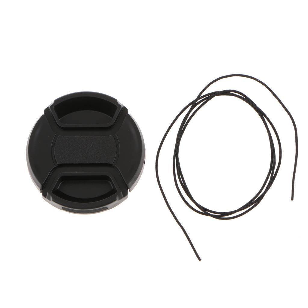 46mm Snap-On Lens Cap for Camera Lens