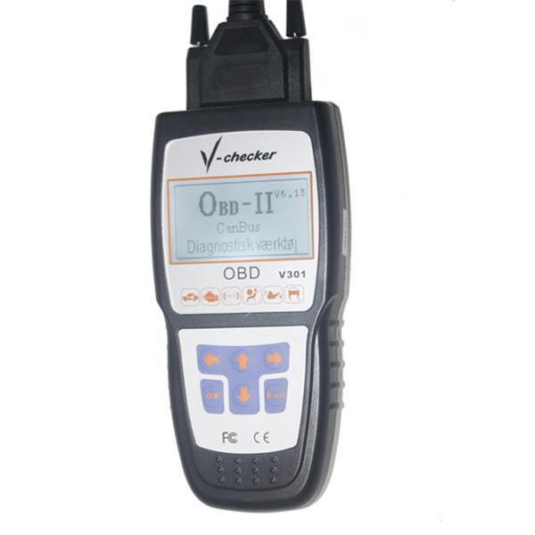 V-CHECKER VCHECKER V301 OBD2 Professional CANBUS Code Reader