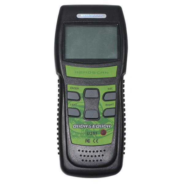 Memoscan U381 LIVE DATA Scanner Auto Code Reader OBD2