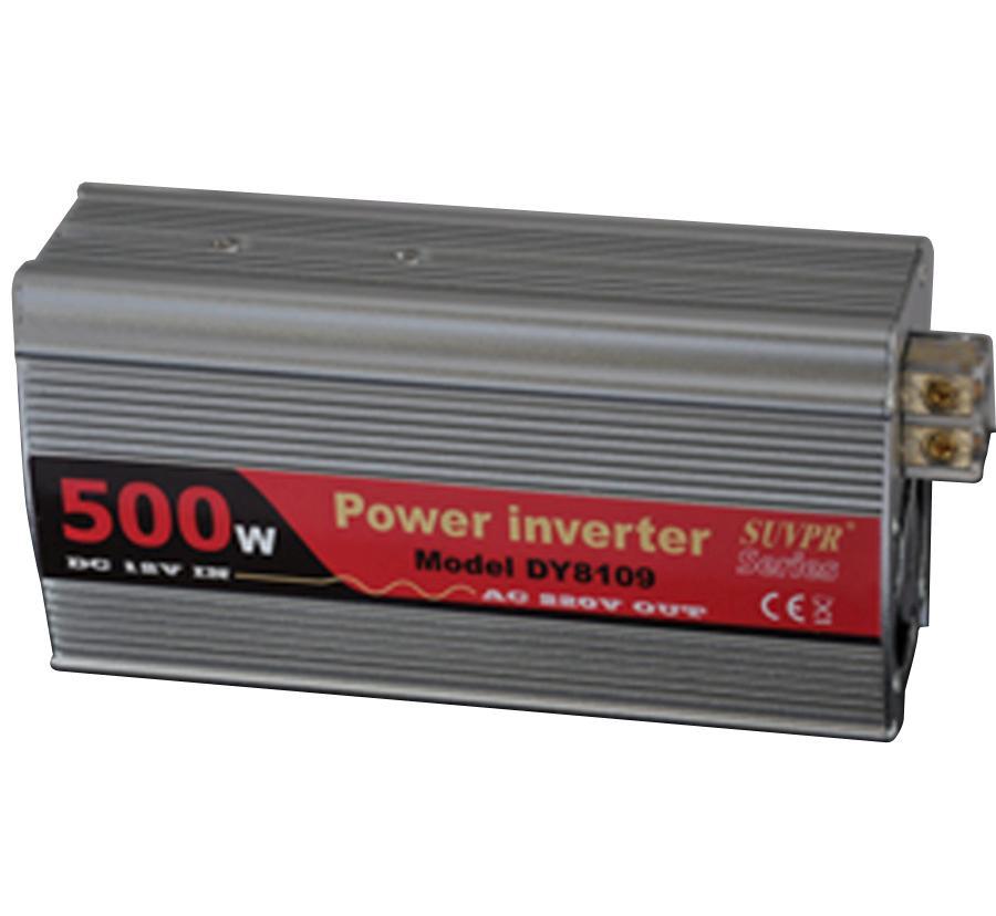 500W DC 12V to AC 220V DY-8109 Car Power Inverter + USB Port