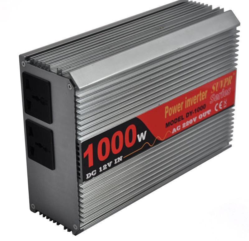 1000W DC 12V to AC 220V Car Power Inverter