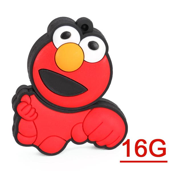 16 GB Sesame Street ELMO USB 2.0 Flash Drives U Disk