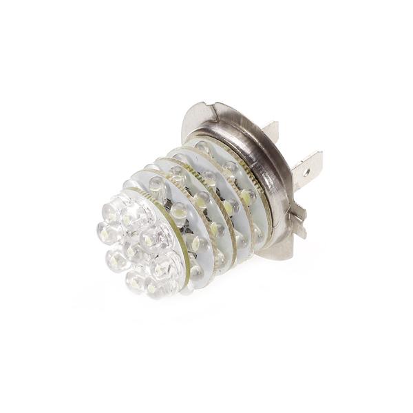 DC 12V Car Vehicle H7 White LED Bulb Head Light Fog Bulb Lamp