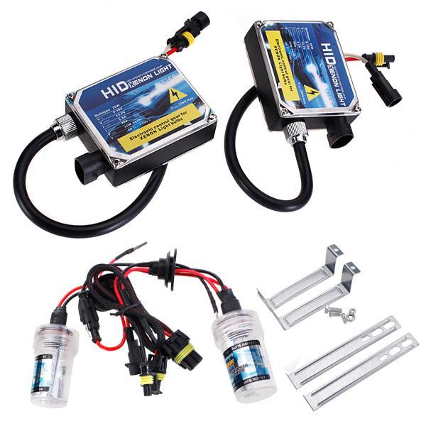 35W 10000K H9 HID Xenon Car Automotive Head Lamp Kit