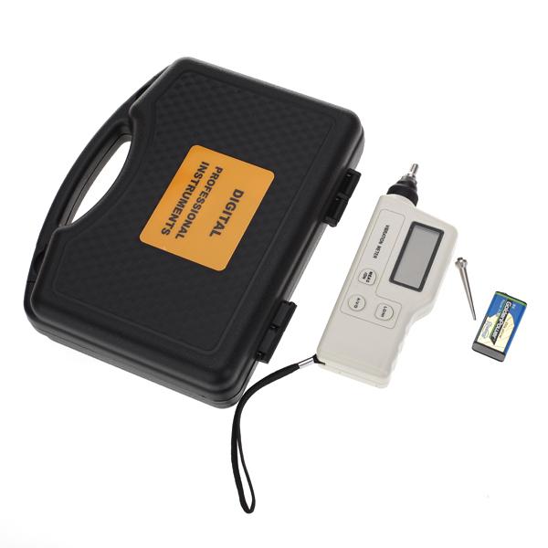GM63A Digital Vibration Meter Tester Vibrometer