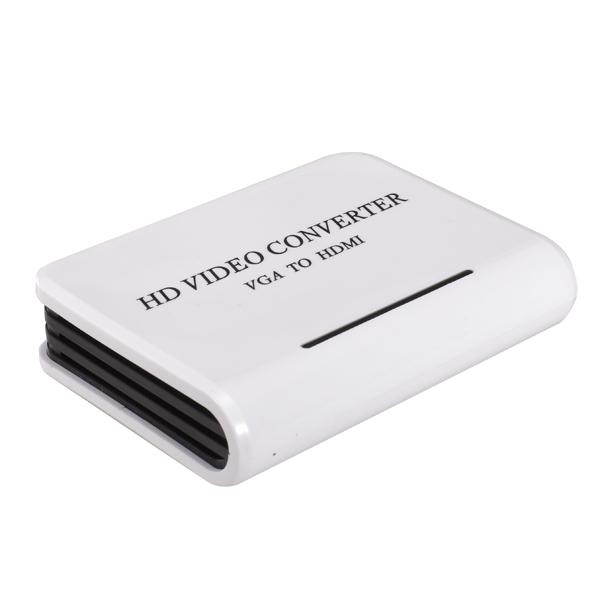 VGA to HDMI HD Video Converter - AU Plug