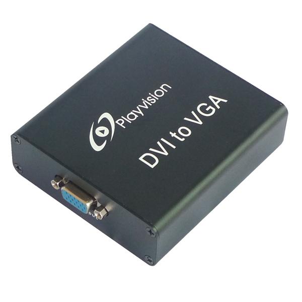 DVI to VGA Converter - AU Plug