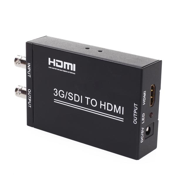 3G SDI TO HDMI Converter - AU Plug