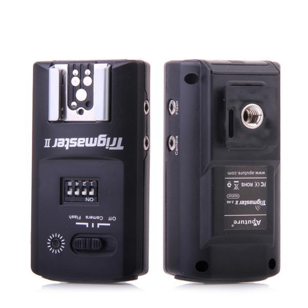 2.4G Aputure TrigMaster Receiver Versatile for Nikon D80 D3100 D5100 D7000