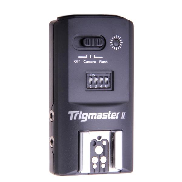 2.4G Aputure TrigMaster II Receiver Versatile for Olympus E600 E620 E520 E420