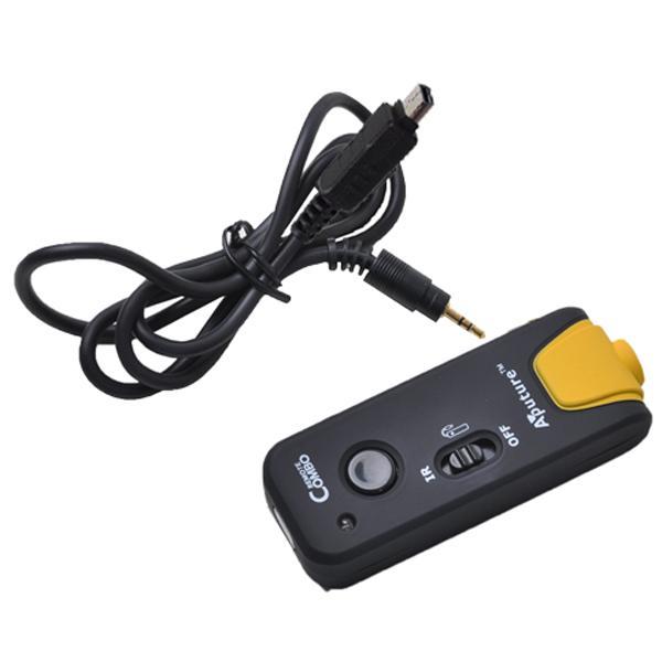 Aputure Combo IR Shutter Remote Control for Nikon D80 D70s
