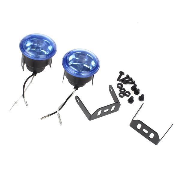 2pcs H3 Bulb 12V 55W Halogen Automotive Car Fog Light Lamp