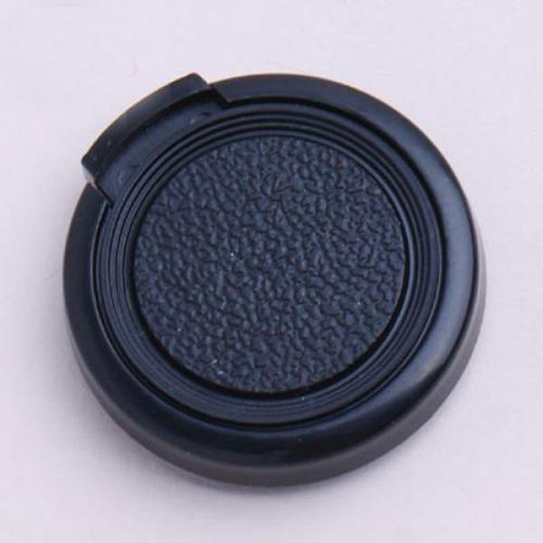 5pcs 30.5mm Plastic Snap on Camera Lens Cap