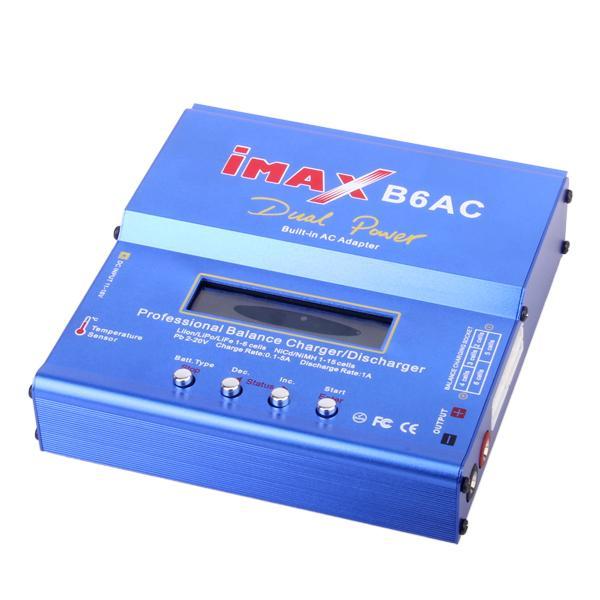 iMAX B6 AC Lipo NiMH Digital Balance Charger US Plug