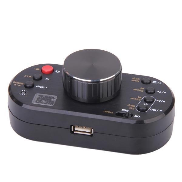 Aputure V-Control USB Focus Controller UFC-1 for Canon EOS 7D 600D T3i 500D 1100D