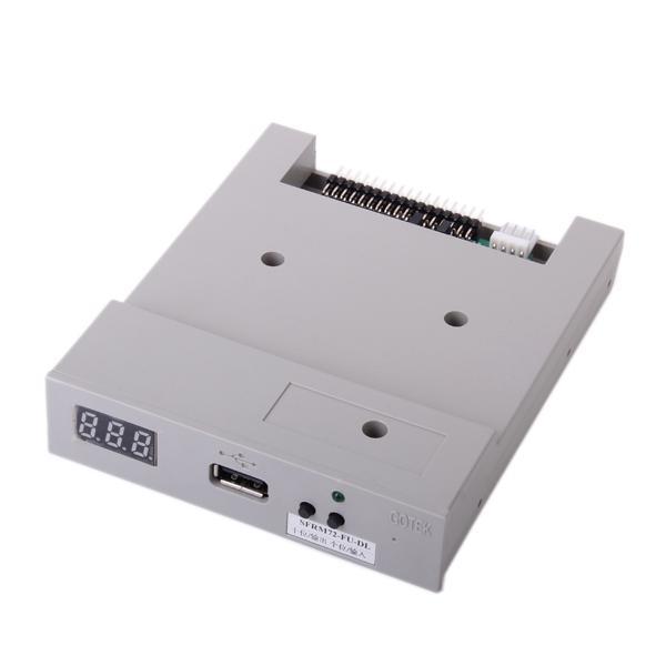 SFRM72-FU-DL USB Floppy Drive Emulator -Gray