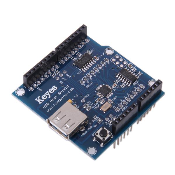 USB 2.0 Host Shield Module for Arduino