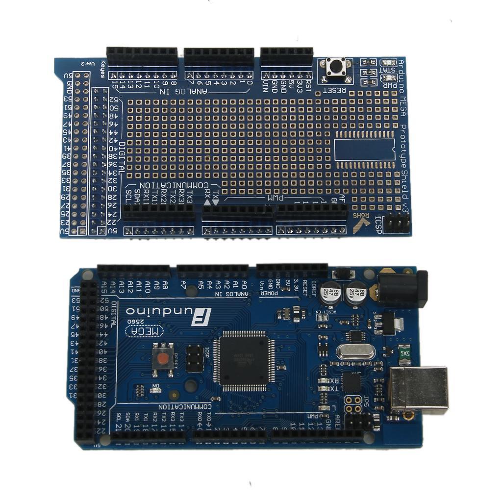 Microcontroller development type c experiment kit for