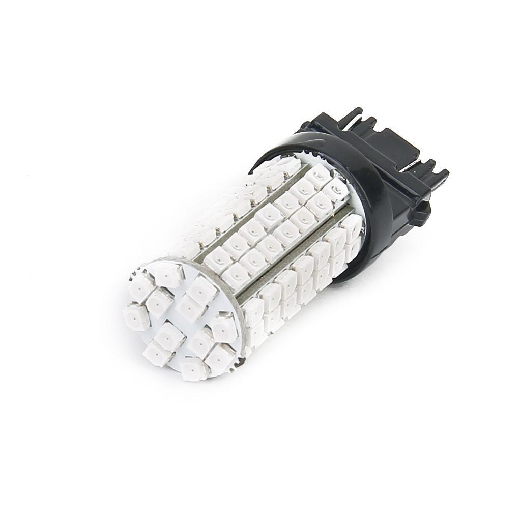 Red 3157 SMD 96-LED Brake Blinker Signal Conner Light Bulbs