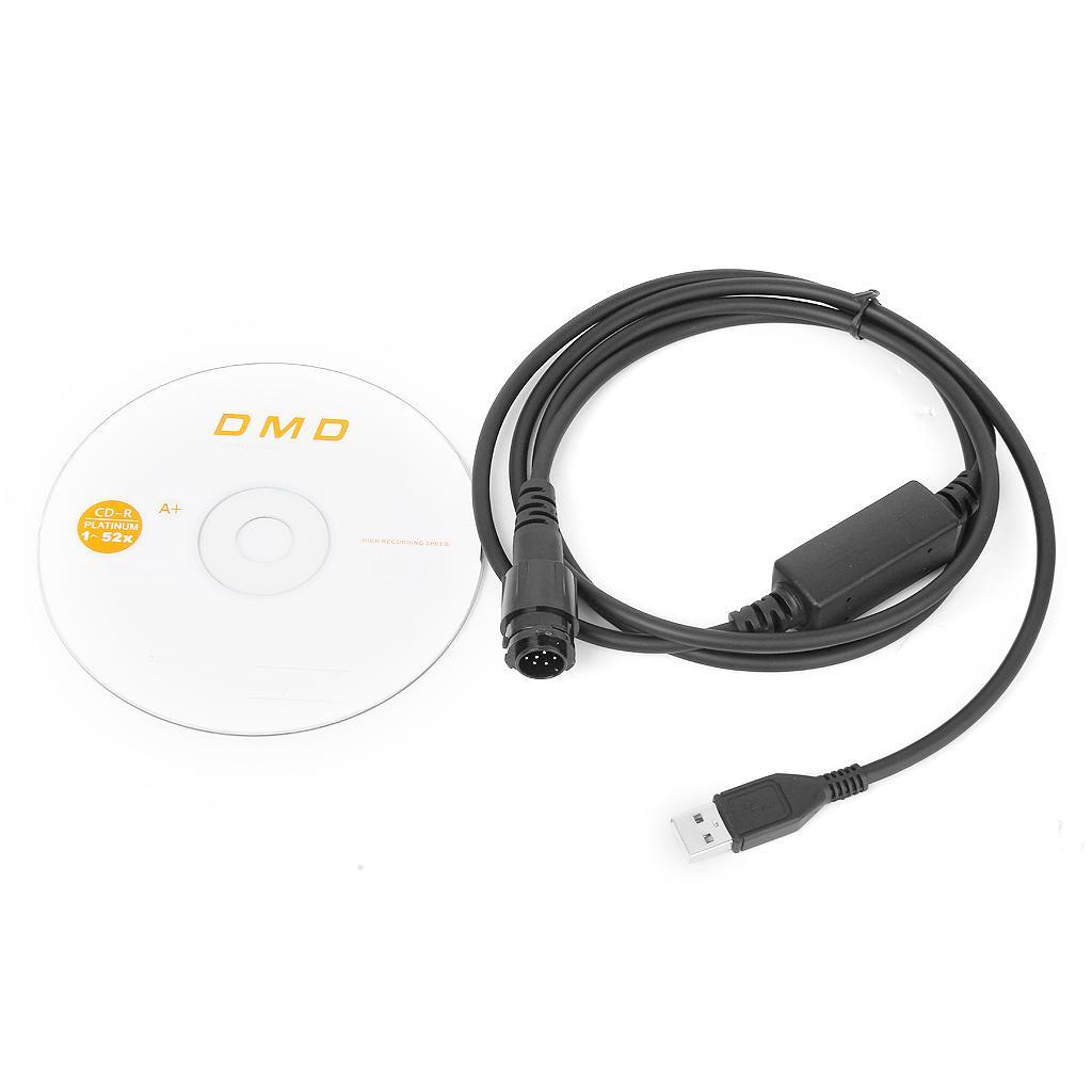 USB Programming Cable Cord for Motorola XTL5000 XTL2500 XTL1500 PM1500 XPR4500