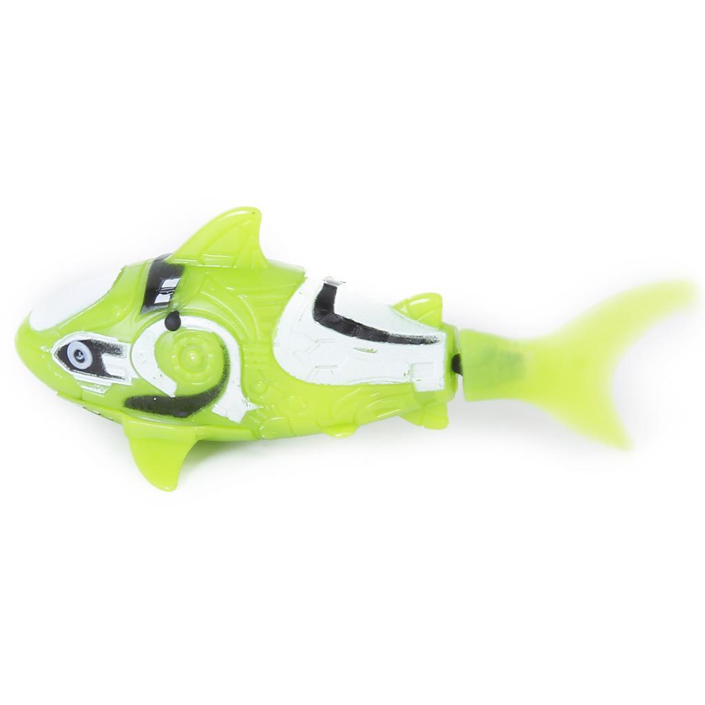 Happy fish plastic sea robo emulation toy robot shark fish for Robot fish toy