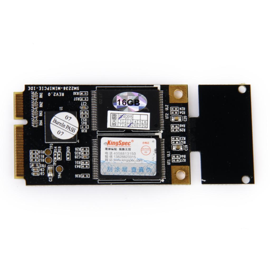 KingSpec PATA MINI PCIE 16GB Solid State Drive MLC SSD KSD-PMP.6-016MJ