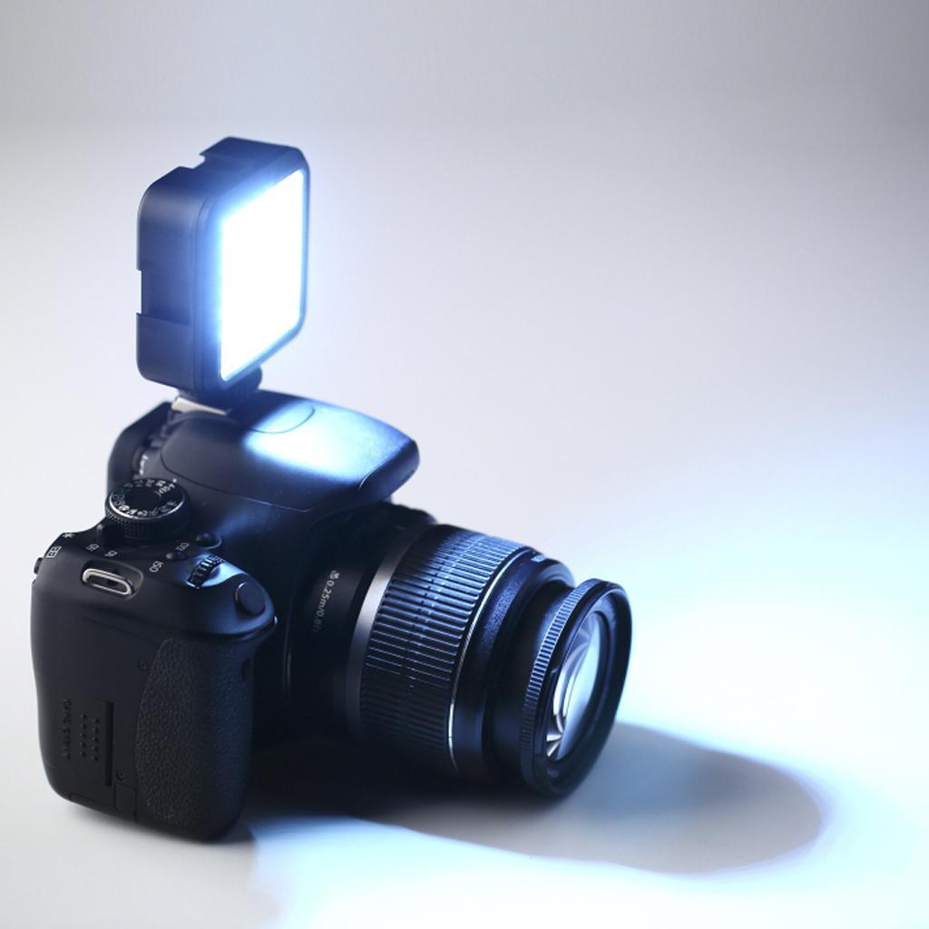 Camera Strobe Light : Dc v w led video camera flash strobe light lx