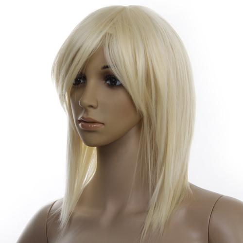 Vogue Straight Golden Blonde Hair Wig