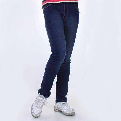 Deep Blue Skinny Jeans Slim Pants for Women Size 28