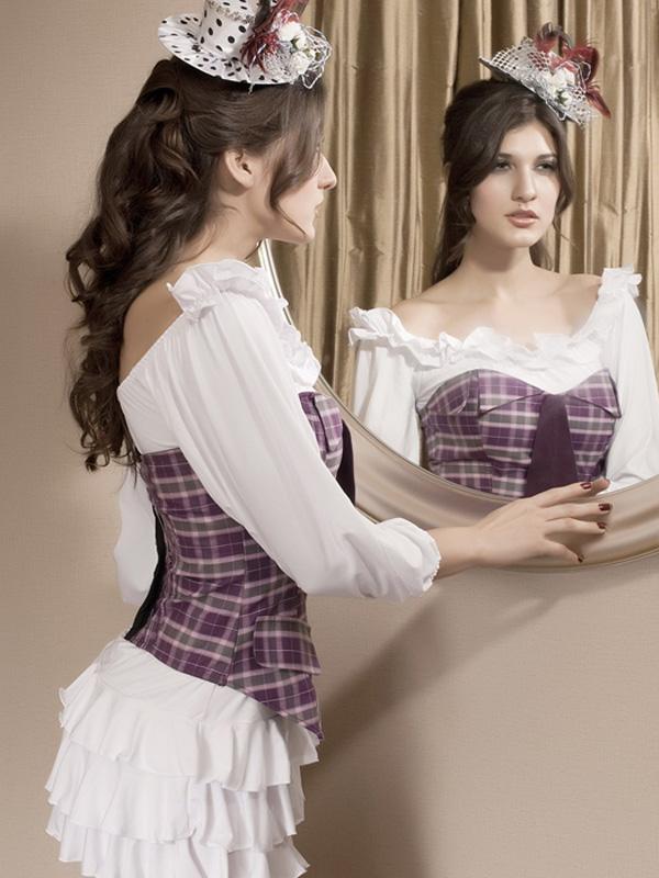 Women Cell Zipper Shapewear Body Shape M US 6-10 / EU 36-40