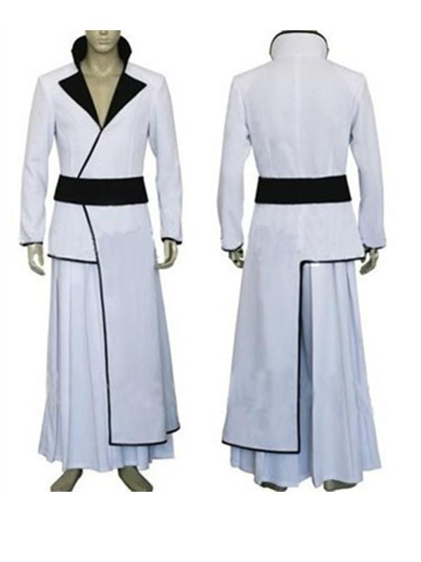 Death Stark Cosplay Men's Costume Tailored S White