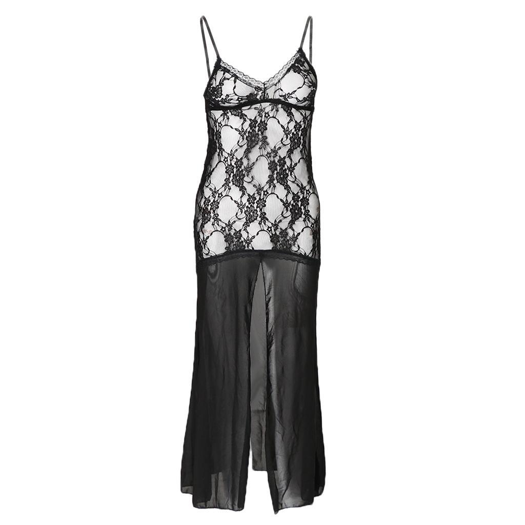 Salable Tantalising Uniform Tempting Dress 9015 Black