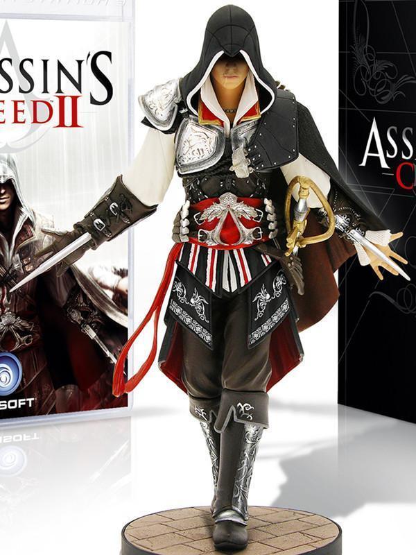 Hot Sale Women Assassin's Creed Ezio Black Cosplay Costume Anime M