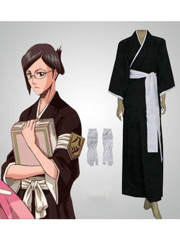 Soul Reaper Kuchiki Rukia Women's Cosplay Costume L