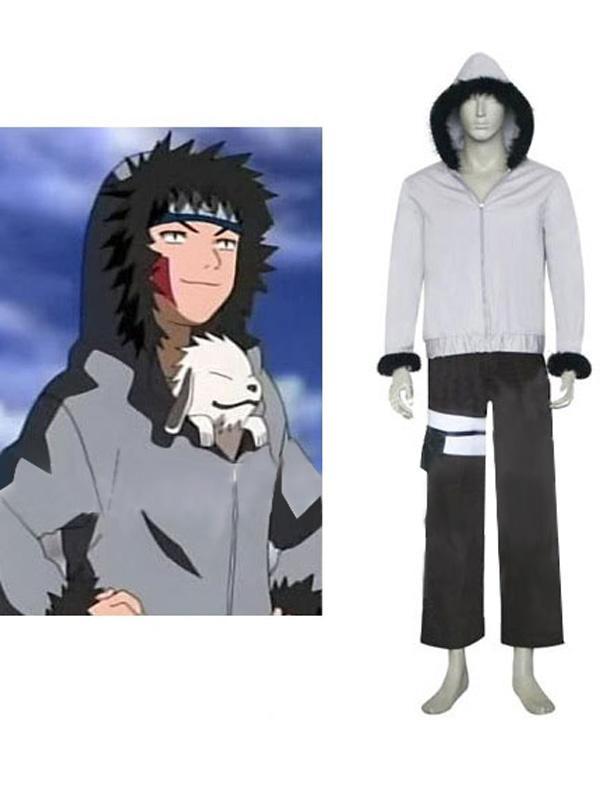 Customized Naruto Hyuga Hinata Cosplay Costume