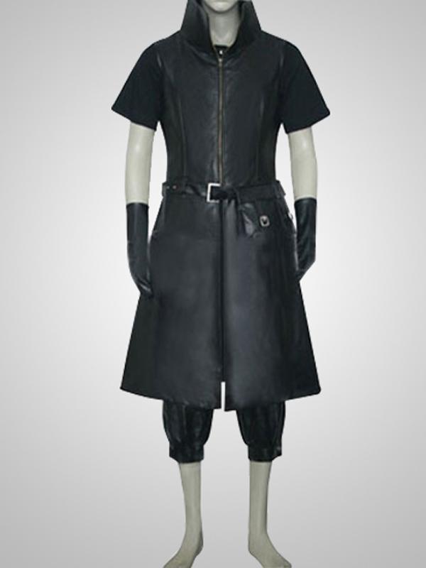 Final Fantasy VII Sephiroth Cosplay Costume Black S